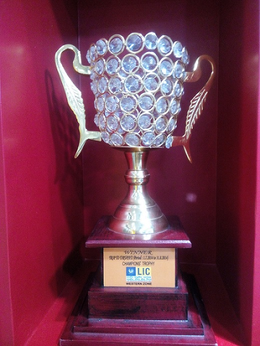 LIC OF INDIA TROPHY 2014
